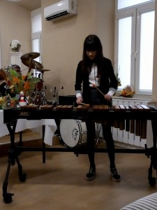 7. Kaja Lange ksylofon Inwencja dwugłosowa nr 1