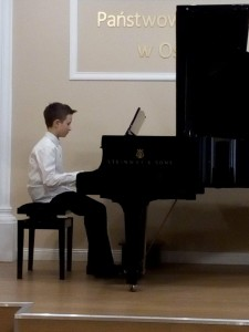 8. Przemysław Religa kl.V L. Van Beethoven Dla Elizy - fortepian